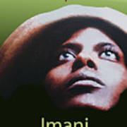 Kwanzaa Imani Poster by Shaboo Prints