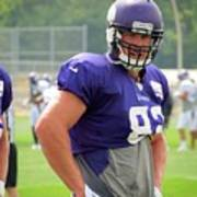 Kyle Rudolph Poster