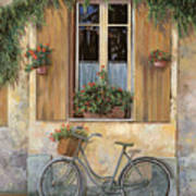 La Bici Poster