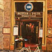 La Bicicletta Poster