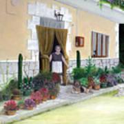 La Casa De Nonna Loreta Poster
