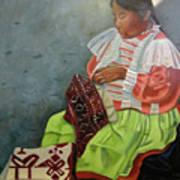 La Costurera Poster