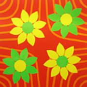 La Flor De La Vida Poster