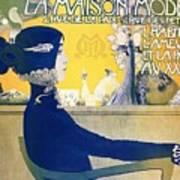 La Maison Moderne Poster