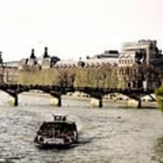 La Seine Poster