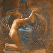 La Vierge Consolatrice Poster