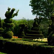 Ladew Topiary Gardens Poster