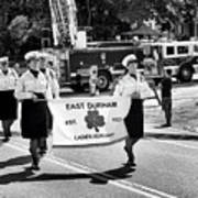 Ladies Auxiliary Of East Durham Poster