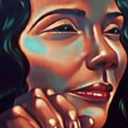Lady Coretta Poster