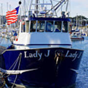 Lady J Poster