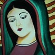Lady Of Guadalupe Poster