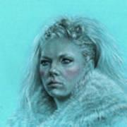 Lagertha Shieldmaiden Poster