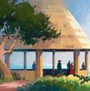 Laguna Gazebo Poster