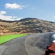 Laguna Verde Poster