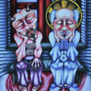 Laissez Faire Poster by Maryska Torresowa