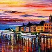 Lake Como - Bellagio  Poster