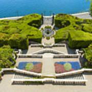 Lake Como,villa Carlotta, Italy Poster