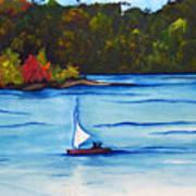 Lake Glenville  Sold Poster