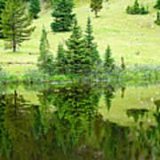 Lake Irene 12-2 Poster