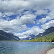 Lake Mcdonald - Glacier National Park Poster