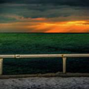 Lake Ontario Dawn Poster