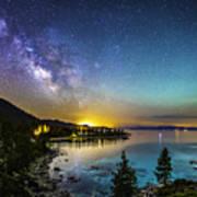 Lake Tahoe Dream Poster