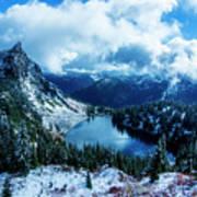 Lake Valhalla Poster