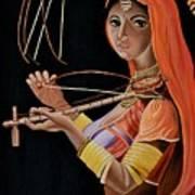 Lambani Girl Poster
