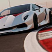 Lamborghini Sesto Elemento - 03 Poster