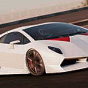 Lamborghini Sesto Elemento - 04 Poster