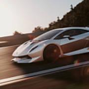 Lamborghini Sesto Elemento - 12 Poster