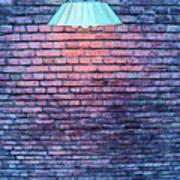 Lamp Light Poster