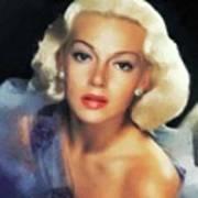 Lana Turner, Hollywood Legend Poster