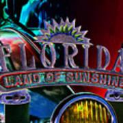 Land Of Sunshine Poster