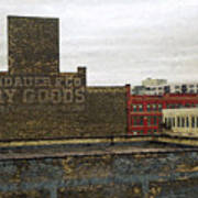 Landauer And Co Dry Goods Poster