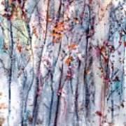 Landscape At Dusk Poster