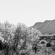 Landscape Galisteo Nm J10o Poster