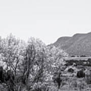 Landscape Galisteo Nm J10p Poster