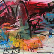 Landscape Sketch27 Poster
