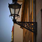 Lantern Of Wittenberg Poster