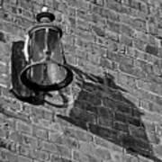 Lantern Shadow Poster