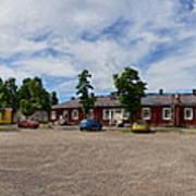Lappeenranta Fortress Poster