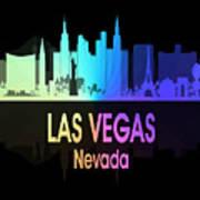 Las Vegas Nv 5 Vertical Poster