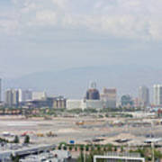 Las Vegas Pano Section 3 Of 3 Poster