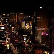 Las Vegas Strip II Poster