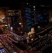 Las Vegas Strip IIi Poster