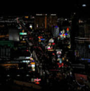 Las Vegas Strip Poster