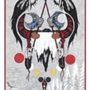 Last Buffalo Hunt Poster