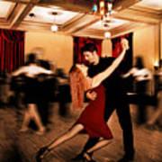 Latin Dance Poster