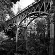 Latourell Bridge Poster